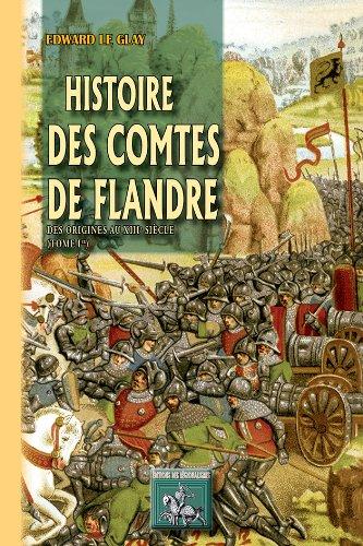 Histoire des comtes de Flandre