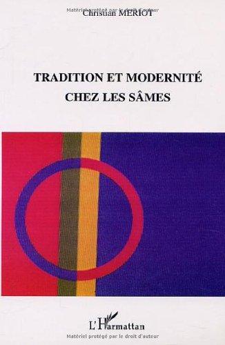 Tradition et modernité chez les Sames