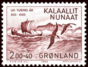 Discovery of greenland by erik the red