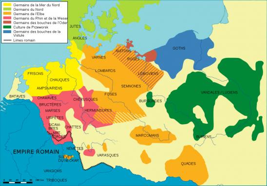 Europa germanen