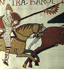 Raven banner bayeux tapestry
